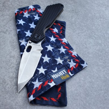 Star Spangled Mighty Mini with Microfiber