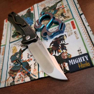 Samurai Warrior Mighty Mini with Microfiber